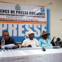 Mali : Rencontre entre la Presse et les responsables d'associations de jeunes Peuls et Dogons