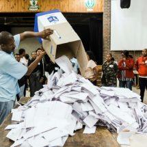Élection législative sud-africaine : Le parti présidentiel (ANC) détient la majorité absolue