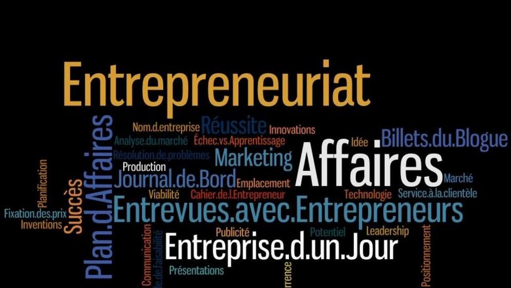 Sakalé Traoré, une jeune femme de 23 ans, promeuve l'entreprenariat jeune