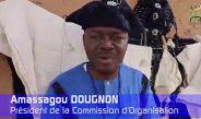 Festival Ogobagna : Le président de la commission d'organisation, Amassagou Dougnon, explique la particularité de la 5e édition