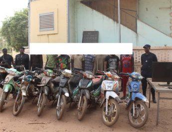 Commissariat spécial de police du Chemin de fer de Bamako : Une bande de malfrats spécialisée dans le vol par effraction démantelée