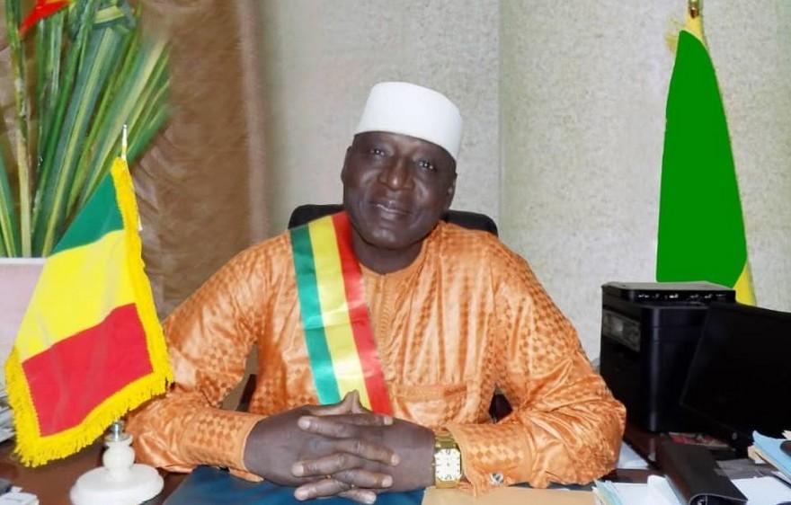 MAIRIE DE LA COMMUNE V DU DISTRICT DE BAMAKO : Le maire Amadou Ouattara fait le point de ses réalisations semestrielles