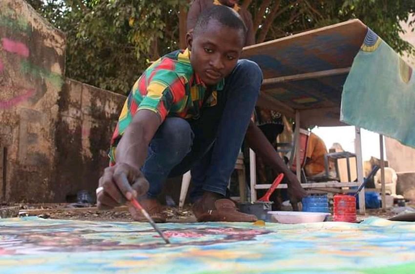 Naré Famakan Magassa, artiste peintre malien : «L'art africain doit s'affranchir de la vision néocoloniale»