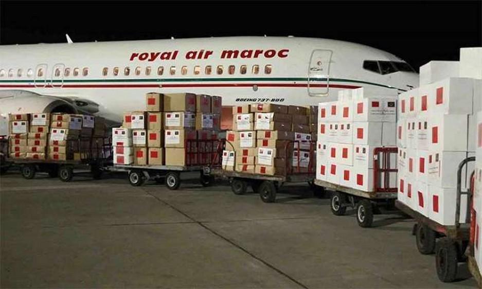 CORONAVIRUS : Mohammed VI offre du matériel médical à 15 pays africains