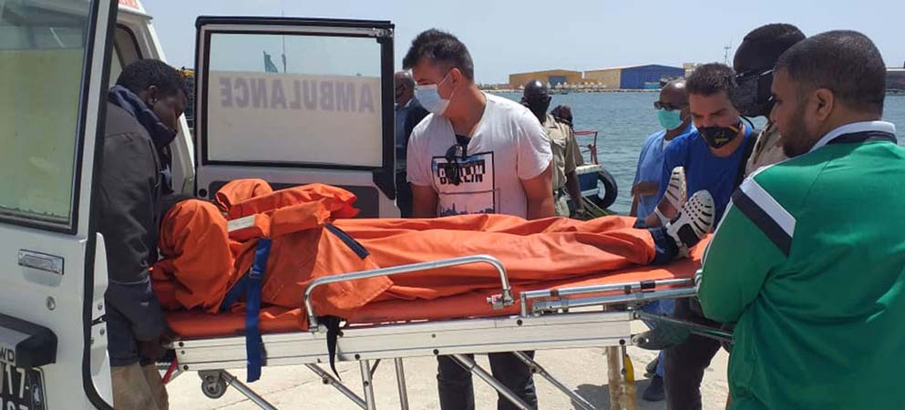Mort de 27 personnes dans un naufrage au large de la Mauritanie