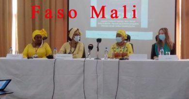 La promotion de l'écriture féminine, le combat du RFEMD