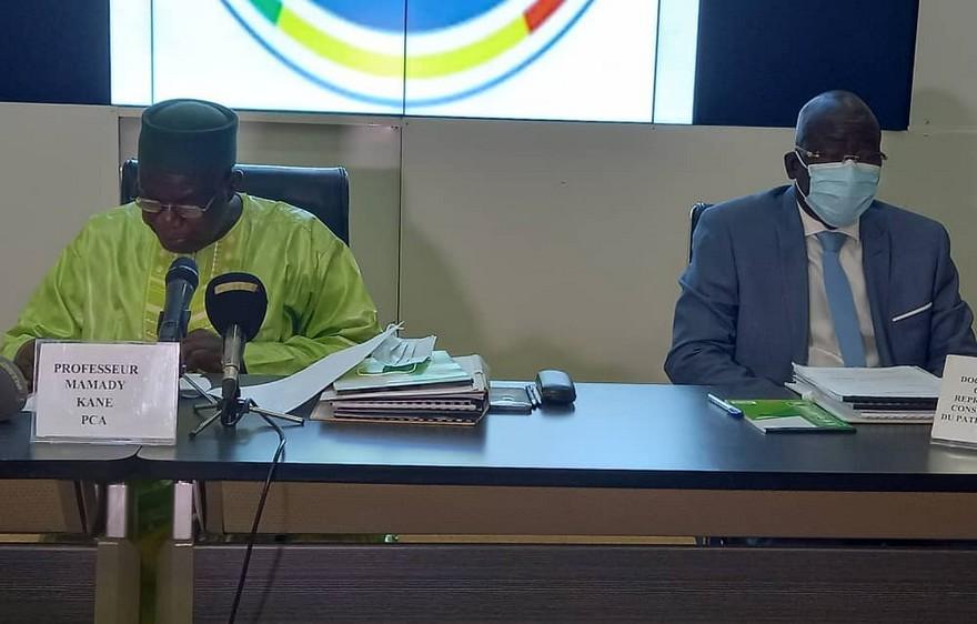 22ème session du Conseil d'Administration de la CANAM : Le budget 2021 fixé à 75.063.000.000 F CFA