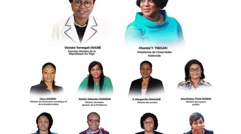 Afrique de l'ouest : le Togo, 1er en matière de promotion de leadership féminin dans les instances de décisions (Banque Mondiale)