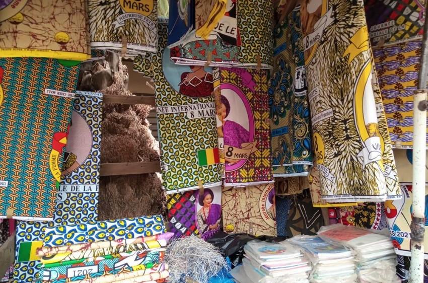 Multitude de pagnes de 8 mars sur le marché malien : Le déshonneur de fêter avec des tissus importés