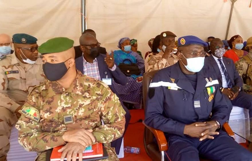 Protection civile du Mali : Le DG se réjouit de la montée en puissance de sa structure et fait des plaidoiries