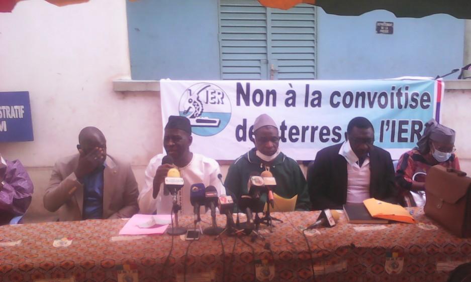 Convoitise de terre de l'IER par la mairie de la Commune I du district de Bamako : La révolte des chercheurs !