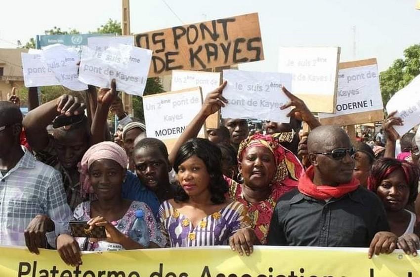 Réalisation du 2ème pont de Kayes et ses voies d'accès : La joie des kayésiens