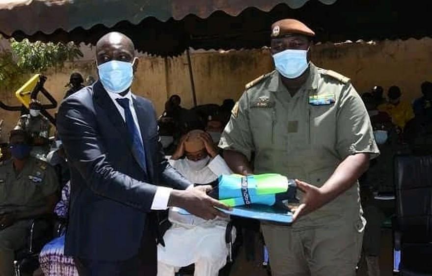 Cérémonie de remise des matériels sportifs à l'Etat-major de la Garde nationale : La récompense du mérite sportif de la Garde nationale