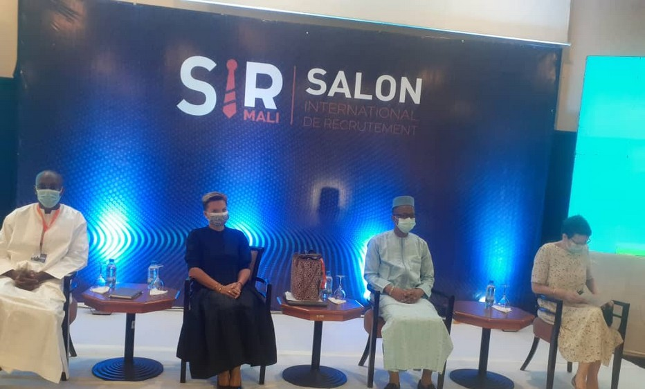 Salon International du Recrutement du Mali : Bamako a abrité la 1ère édition