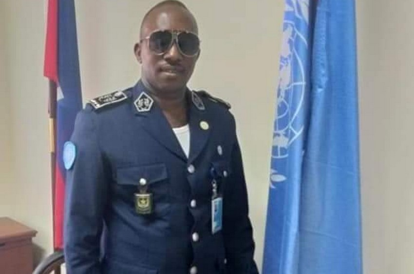 Lutte contre le blanchiment des capitaux : Le Commissaire divisionnaire de police Amara Doumbia nommé membre de la CENTIF