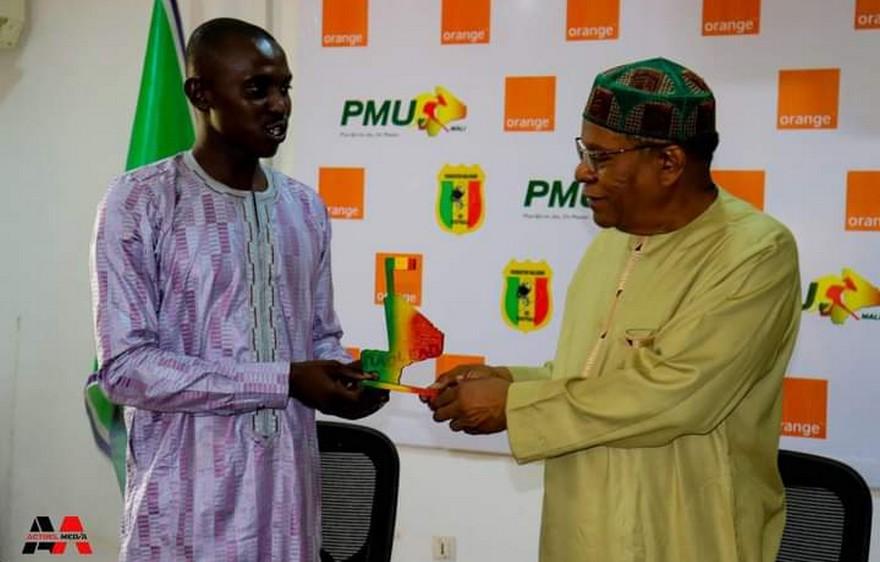 FEMAFOOT : Mamoutou Touré désigné leaders senior par le MADLEAD